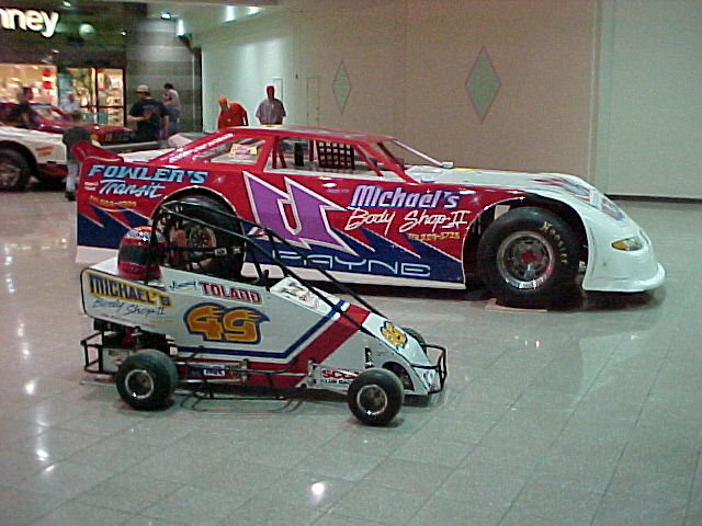 Quarter Midgets For Sale http://tolandracing.com/Pictures_files/Quarter%20Midgets.htm