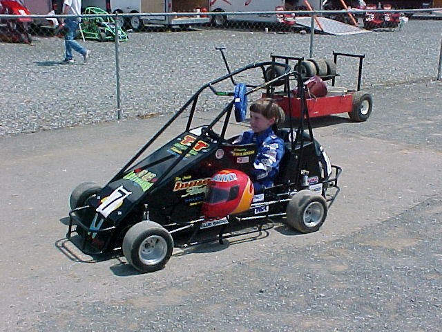 quarter midget racing our early years. Black Bedroom Furniture Sets. Home Design Ideas